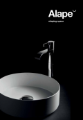 Alape plumbing fixtures front page