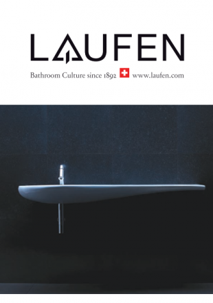 Laufen plumbing fixtures and tapware