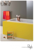 Posh Spa's and Baths with plumbers measurement's