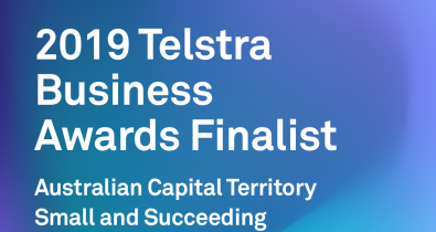 Canberra Plumbers become Telstra Business Awards Finalist