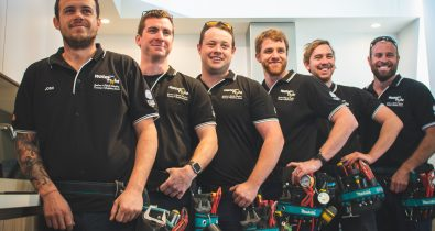 Canberra Plumbers looking sharp