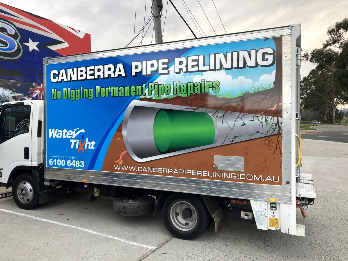 Canberra Pipe Relining